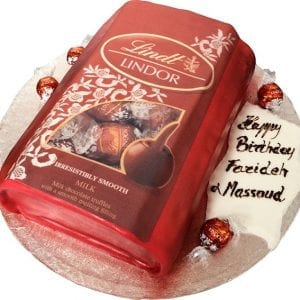 LINDOR BESPOKE CAKE IN LONDON