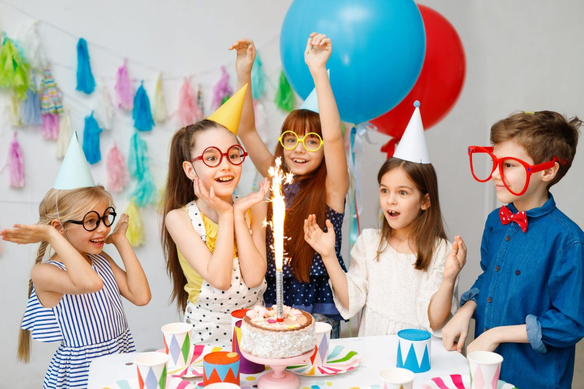 5 Epic Birthday Cakes for Kids